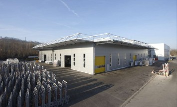 Logistikzentrum Camion Transport AG