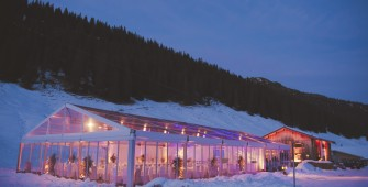 Hochzeit am Arlberg