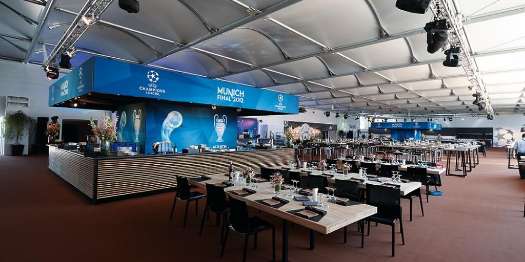 Champions League Finale München